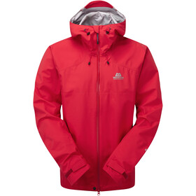 Mountain Equipment Odyssey Jacket Herre Imperial Red